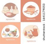 set of vector illustrations...   Shutterstock .eps vector #1641179053