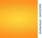 yellow gradient texture | Shutterstock .eps vector #164122340