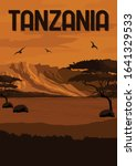 Tanzania Vector Illustration...