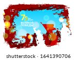 banner for 9 may. translation...   Shutterstock .eps vector #1641390706