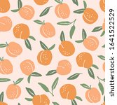 vector seamless pattern with...   Shutterstock .eps vector #1641522529