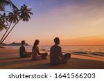 Yoga Retreat On The Beach At...