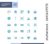 e commerce basic ui icon pack...