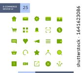 e commerce basic ui icon pack...