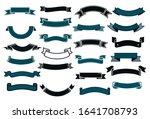 set of banners in vector   Shutterstock .eps vector #1641708793
