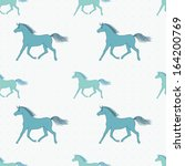 raster seamless pattern with... | Shutterstock . vector #164200769