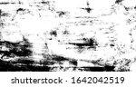 vector brush sroke texture.... | Shutterstock .eps vector #1642042519