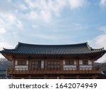 Traditional Korean Tile House ...