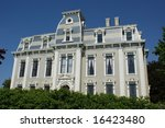 old mansion | Shutterstock . vector #16423480