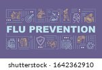 flu prevention word concepts...   Shutterstock .eps vector #1642362910