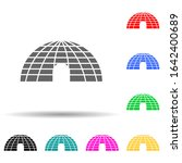 ice house multi color style...