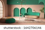 Elegant Classic Living Room...
