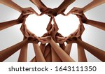 Diversity love and unity...