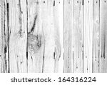 black and white wood texture | Shutterstock . vector #164316224