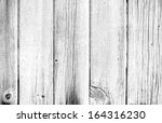 black and white wood texture | Shutterstock . vector #164316230