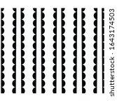 textures simple illustration... | Shutterstock .eps vector #1643174503