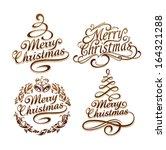Calligraphic Christmas...