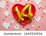 happy valentine's day...   Shutterstock . vector #1643324926