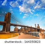 The Brooklyn Bridge Park  New...
