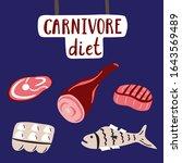 vector illustration for health... | Shutterstock .eps vector #1643569489