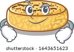 cool crumpets mascot character... | Shutterstock .eps vector #1643651623