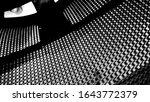 the pattern  of  blinding ...   Shutterstock . vector #1643772379