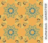 simple branches elegant... | Shutterstock .eps vector #1644057559