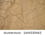 background of dry cracked soil... | Shutterstock . vector #1644330463