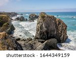Rocky Beach Of The Amazing...