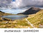 lake in mountain | Shutterstock . vector #164440244