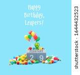 Happy Birthday  Leapers...