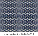 a vector simple grid bicolor ... | Shutterstock .eps vector #164454614