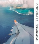 View From An Airplane Window I...