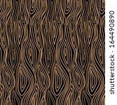 vector doodle wooden texture... | Shutterstock .eps vector #164490890