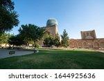 samarkand  uzbekistan  circa... | Shutterstock . vector #1644925636