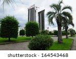 batumi  adjara  georgia  ... | Shutterstock . vector #164543468