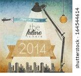 2014,advertising,art,aviation,banner,blocks,bulb,card,celebration,christmas,city,commercial,date,day,december