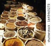 The market in myanmar is full...