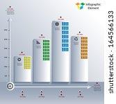 vector infographic elements....   Shutterstock .eps vector #164566133