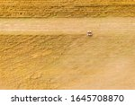 Aerial View Of Rural Landscape. ...