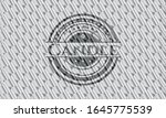 candle silver color badge or... | Shutterstock .eps vector #1645775539