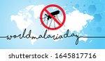 stop malaria  zika or dengue no ... | Shutterstock .eps vector #1645817716
