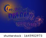inscription  a graphic pattern. ...   Shutterstock .eps vector #1645902973