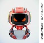 Smart Little Robotic Devil Wit...