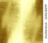 golden background texture with... | Shutterstock . vector #164618699