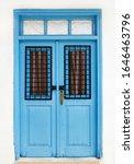 Beautiful Old Blue Door....