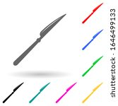 table knife multi color style...