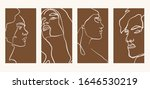 set of templates with...   Shutterstock .eps vector #1646530219