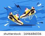 vector illustration of a pair...   Shutterstock .eps vector #1646686036