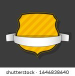 protect guard shield banner... | Shutterstock . vector #1646838640